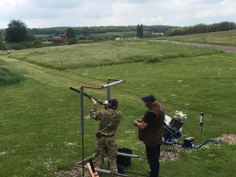 Success Clay Target Shooting - 649 (Dursley) Sqn ATC